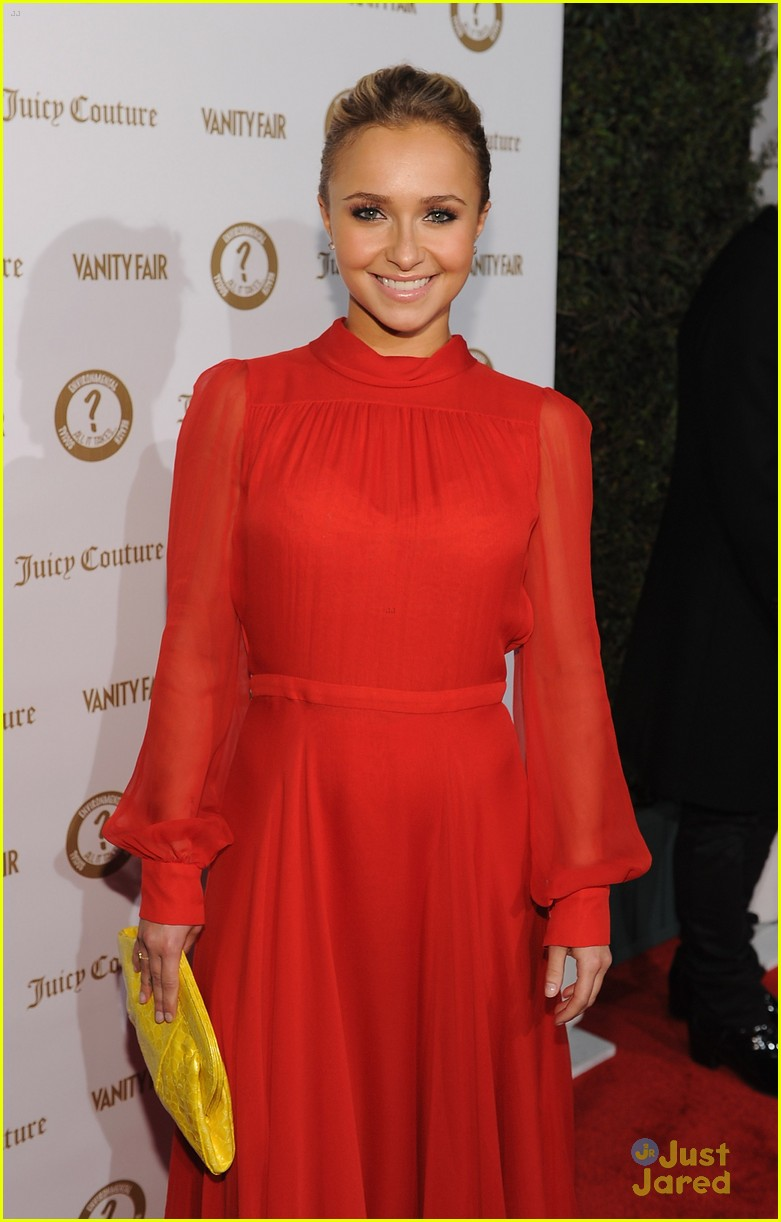 hayden panettiere vanities party 06