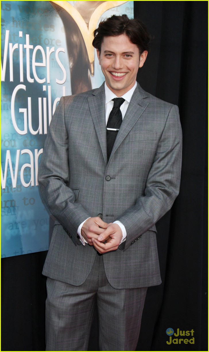 jackson rathbone writers guild awards 04