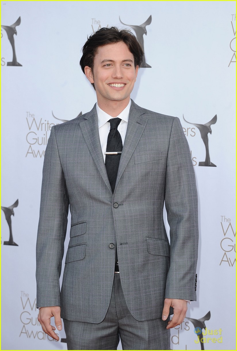 jackson rathbone writers guild awards 06