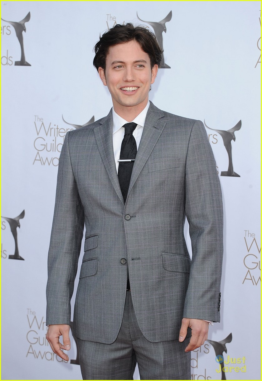 jackson rathbone writers guild awards 08