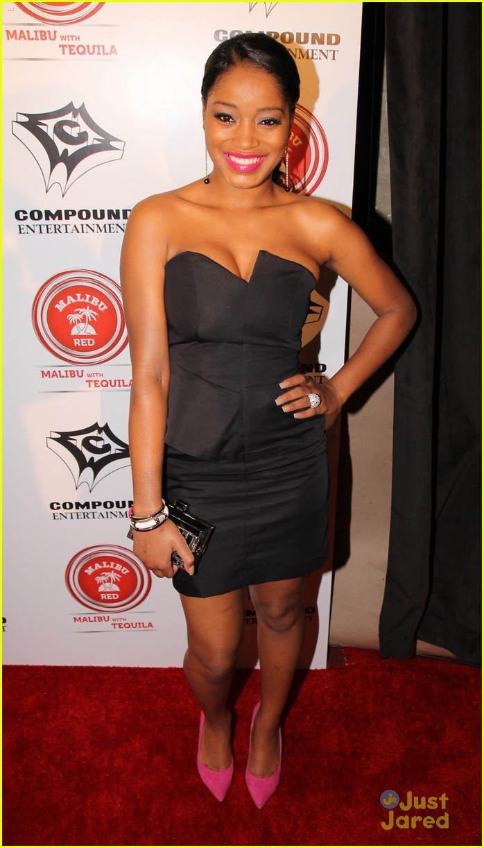 keke palmer leon thomas naacp luncheon 04