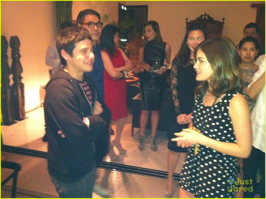 lucy hale david archuleta meet 02