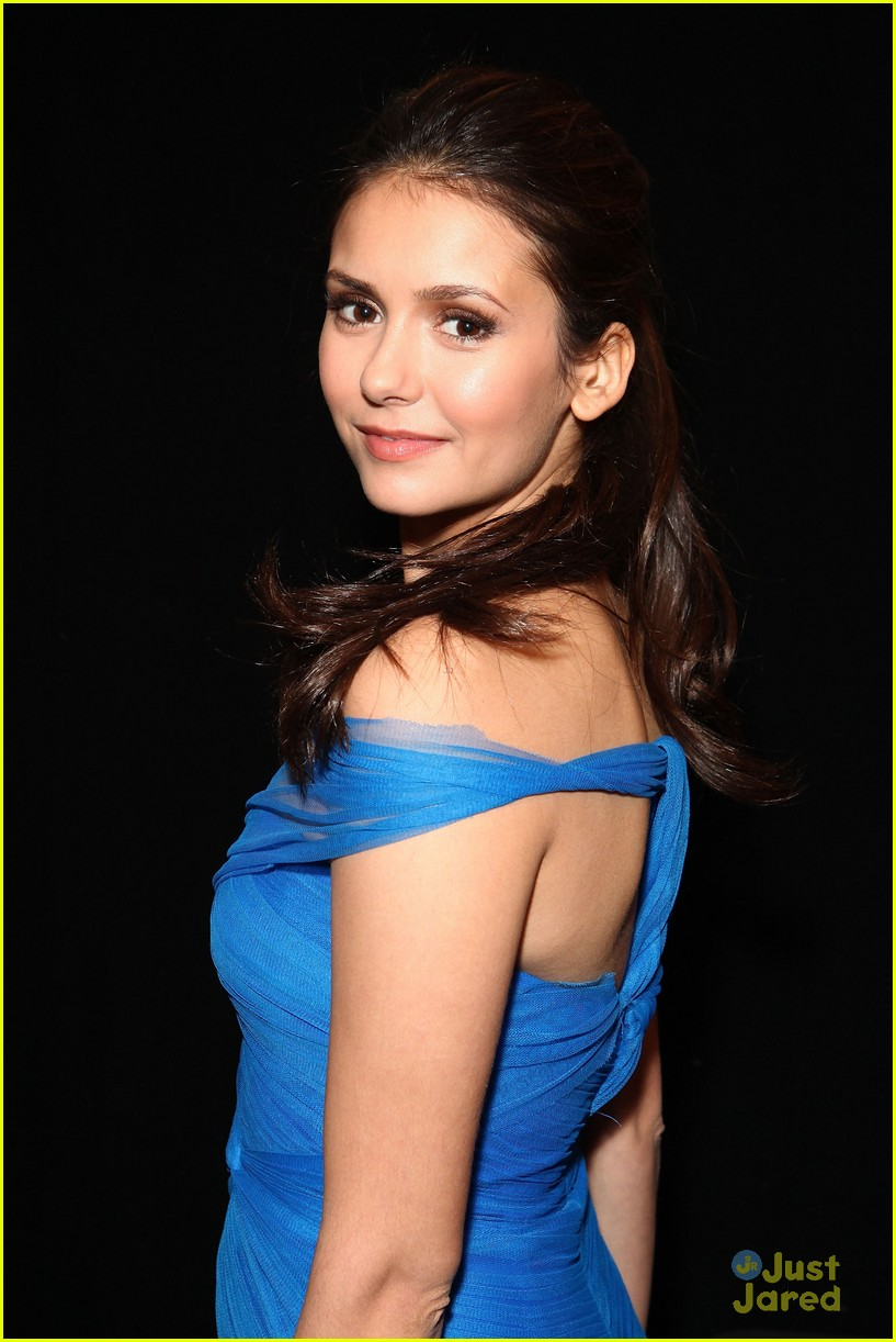 nina dobrev nyfw 02