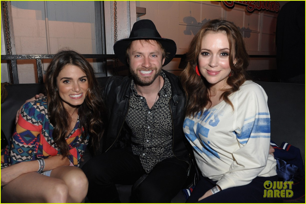nikki reed paul mcdonald bacardi 07