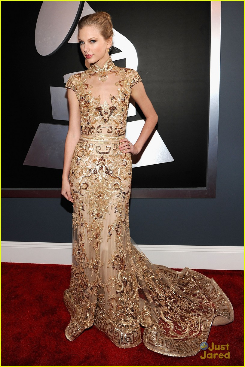 taylor swift 2012 grammys 17