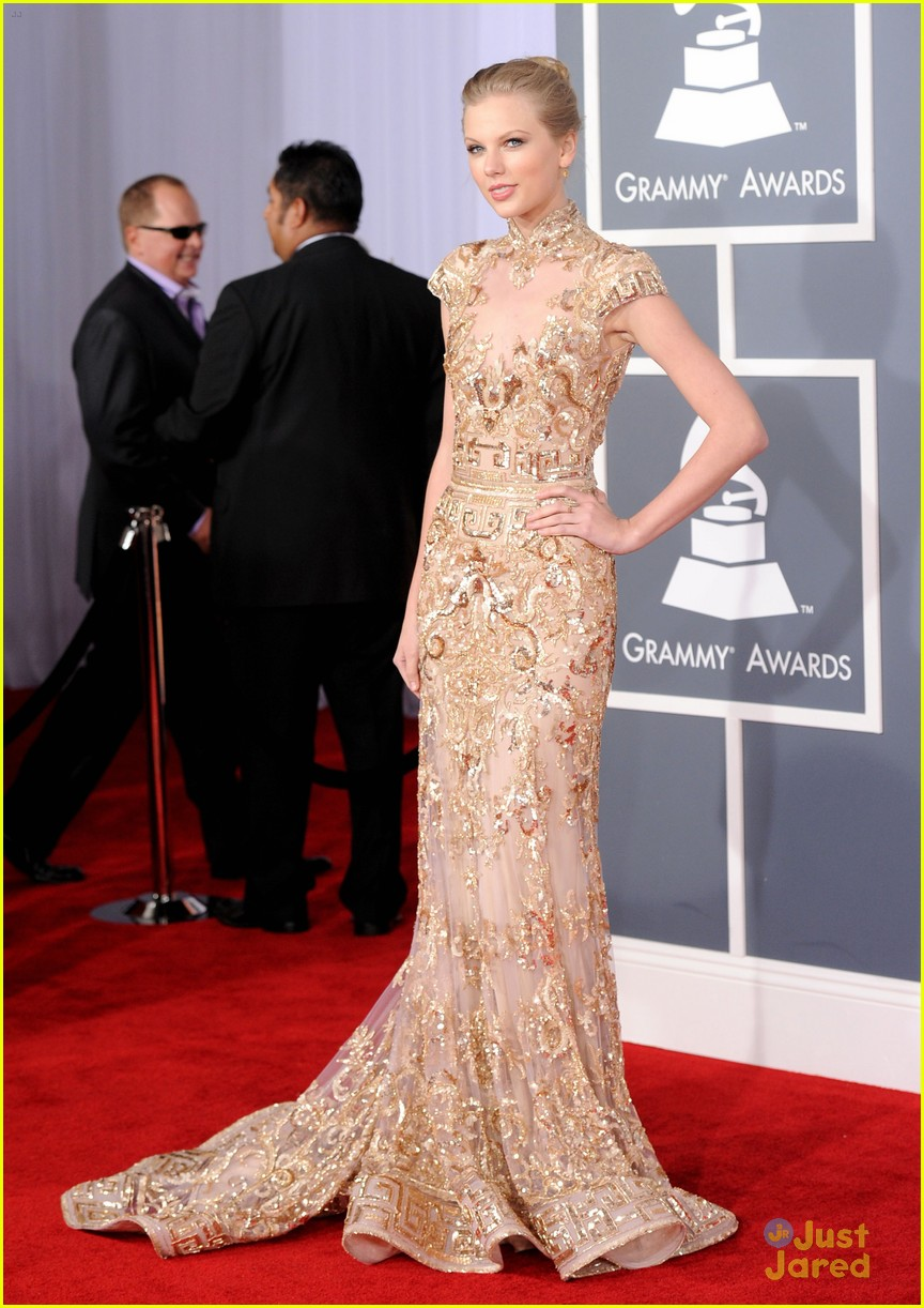 taylor swift 2012 grammys 20