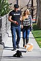 Tiffany-chris tiffany thornton chris walk dogs 01