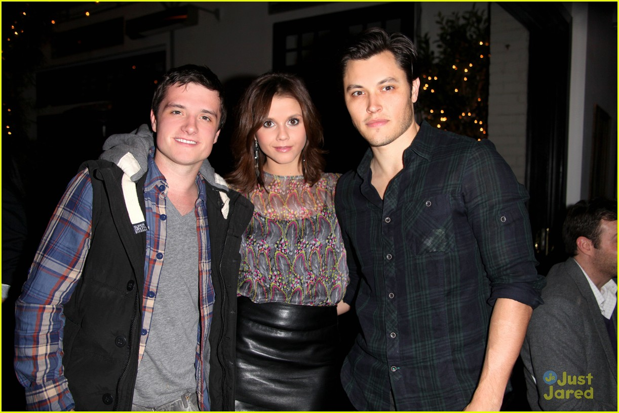 alexandra chando blair redford nylon party 04