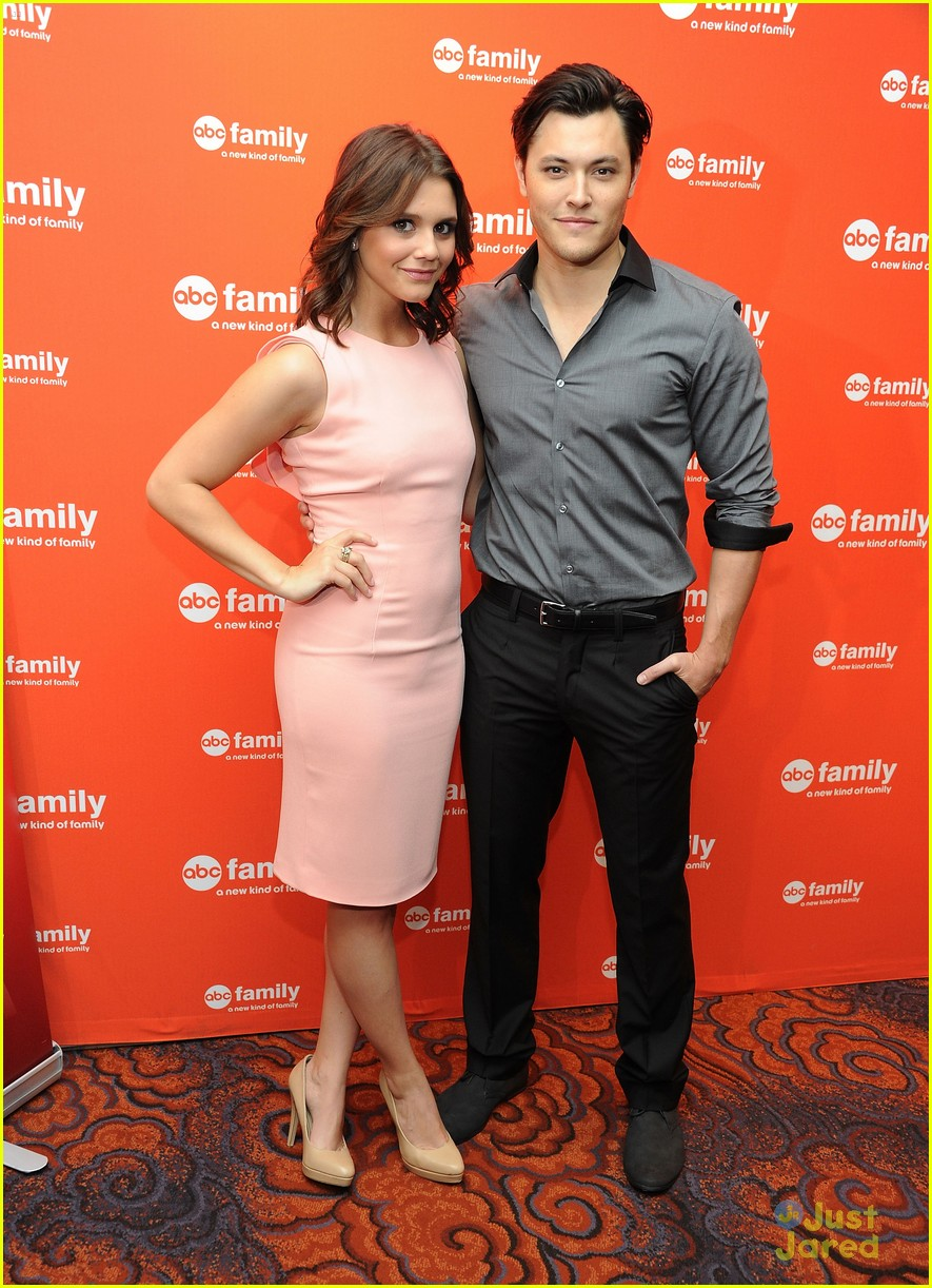 alexandra chando blair redford upfronts 09
