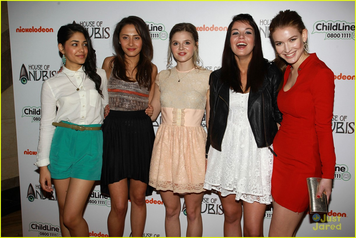 house of anubis uk premiere 05
