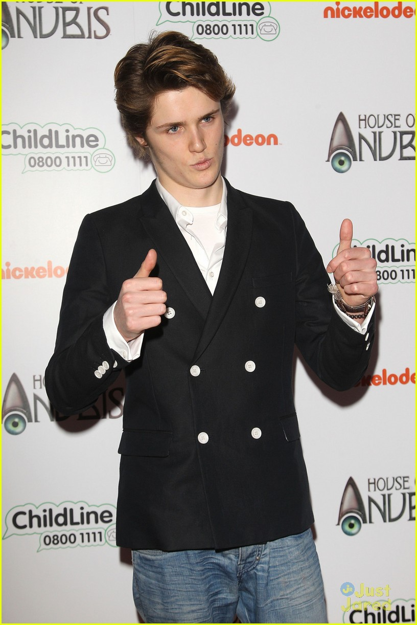 house of anubis uk premiere 08