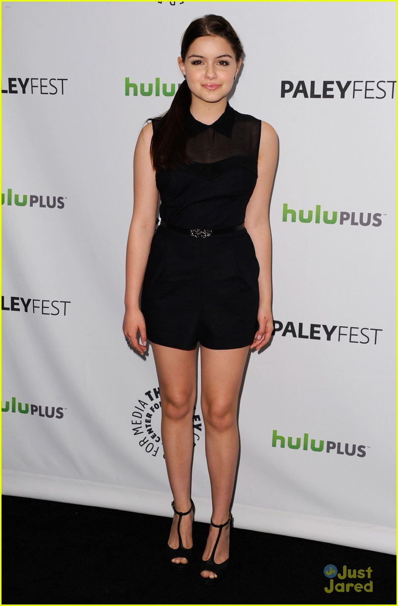ariel winter nolan gould paleyfest 04
