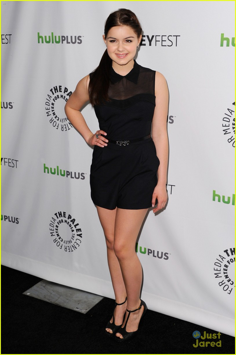ariel winter nolan gould paleyfest 06