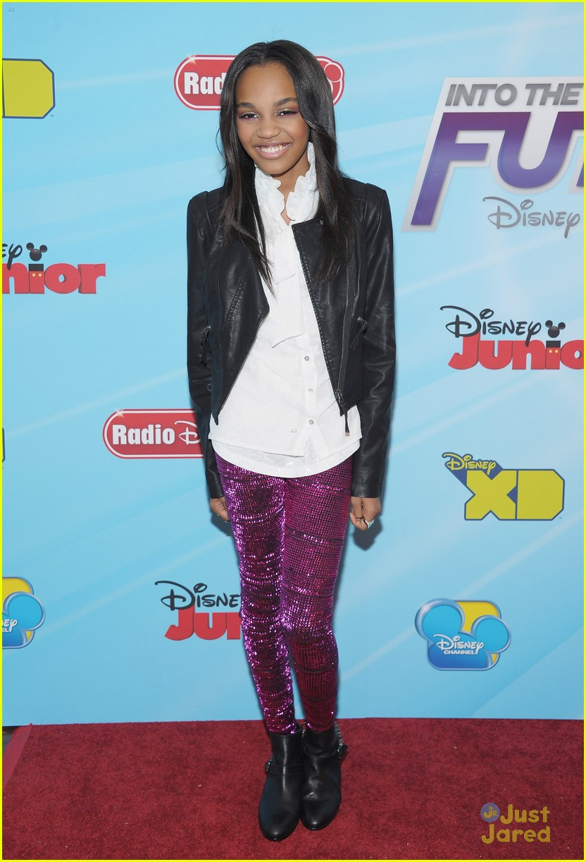 china mcclain empire state disney upfronts 02
