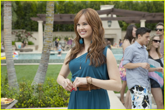 debby ryan zeke luther 04