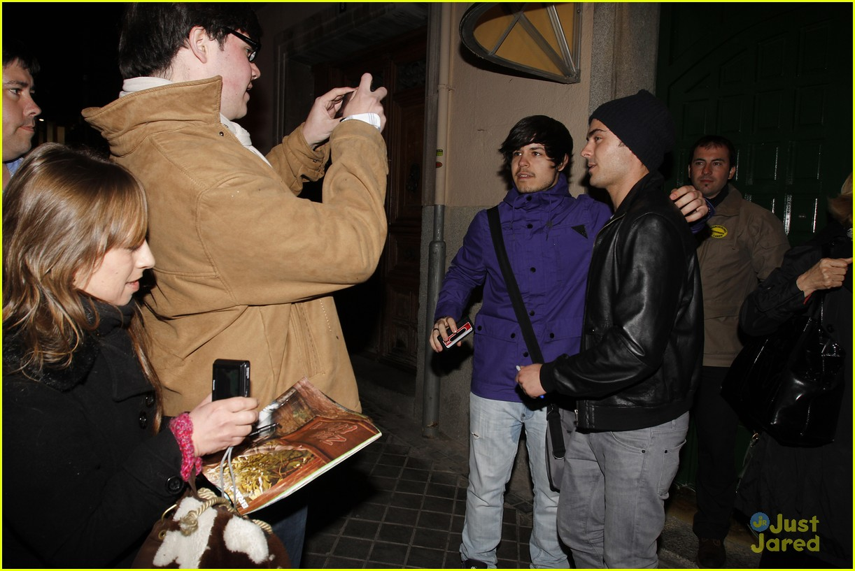 zac efron lorax madrid 07