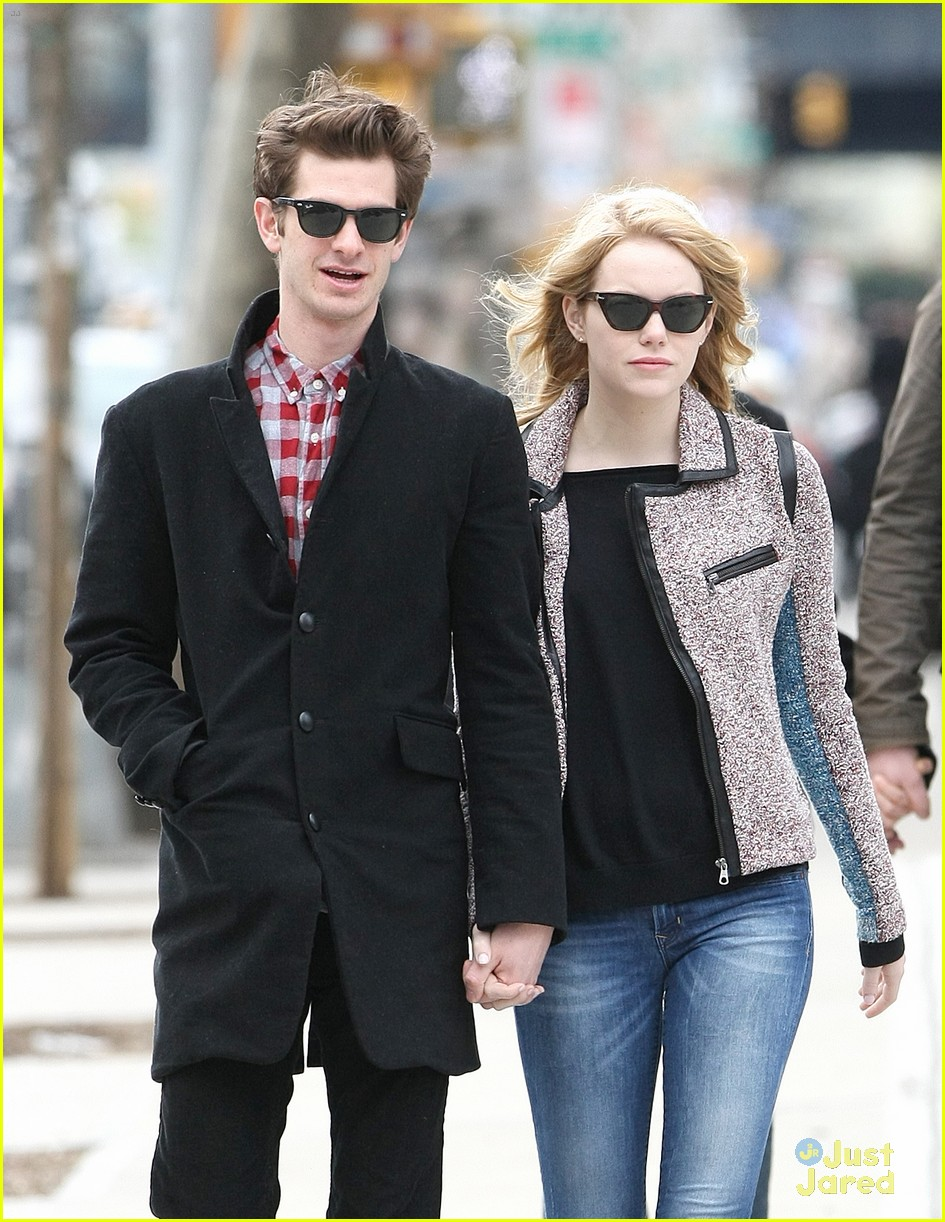 emma stone andrew garfield kids attendees 04