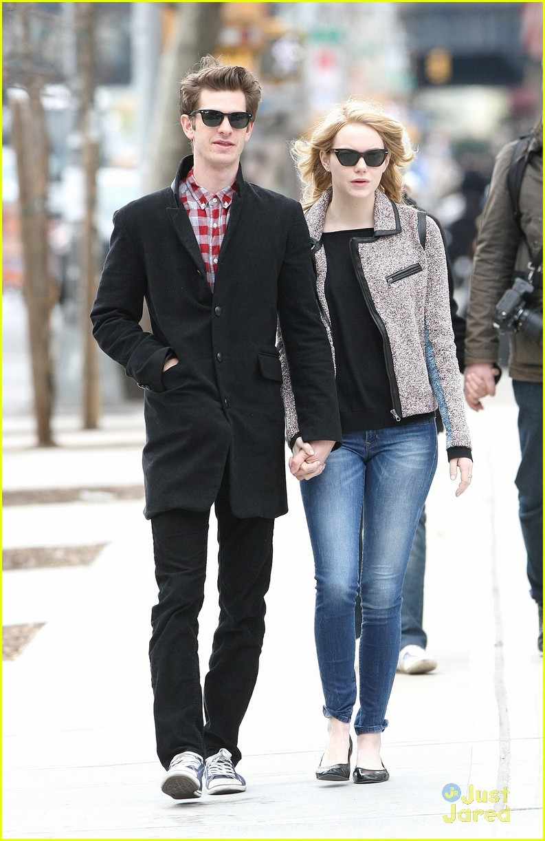 Emma Stone & Andrew Garfield: Kids Choice Awards Attendees ...