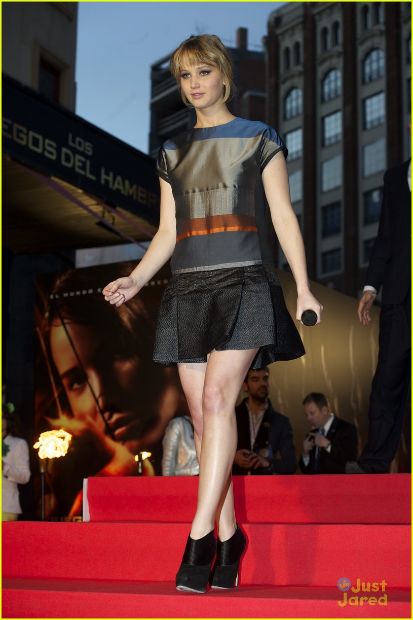 jennifer lawrence thg madrid 09