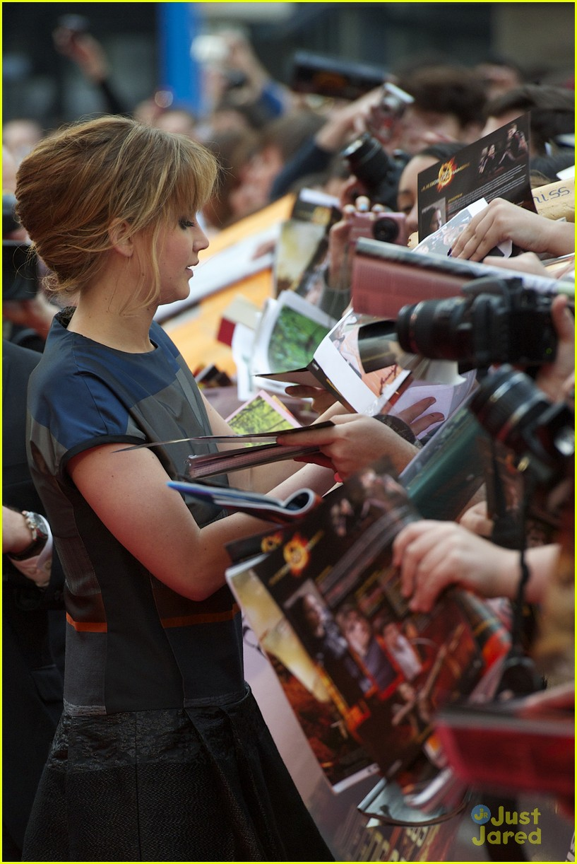 jennifer lawrence thg madrid 13