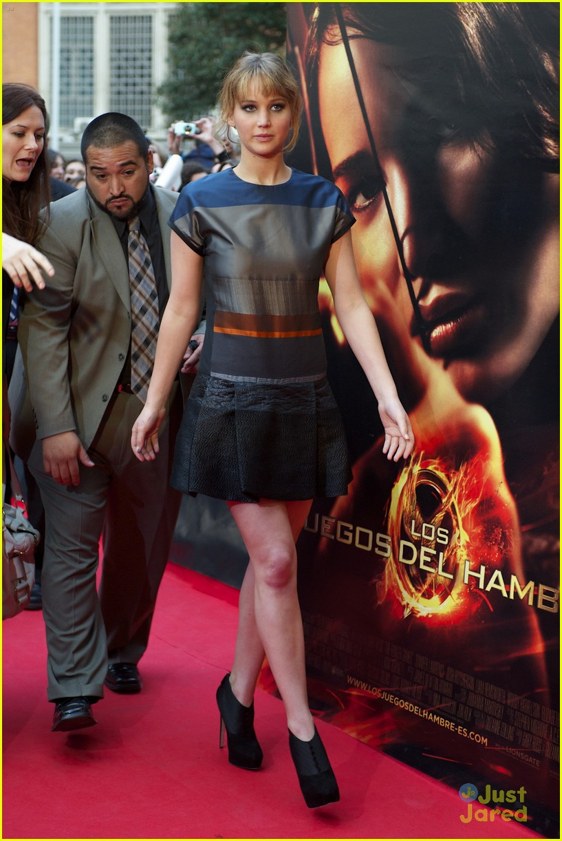 jennifer lawrence thg madrid 20