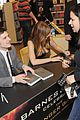 Josh-alex josh hutcherson jen lawrence bn signing 10
