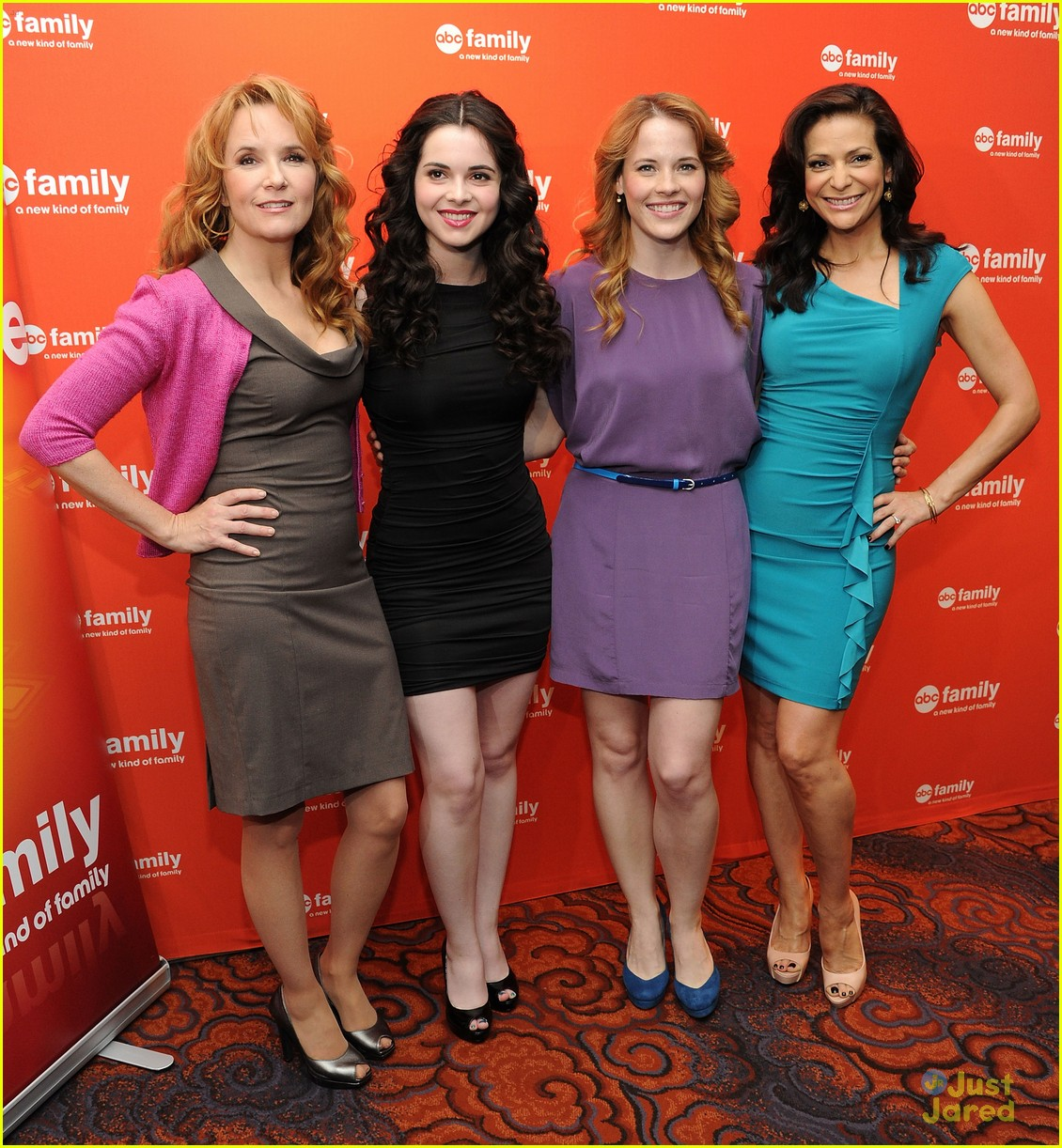 katie vanessa abcfamily upfronts 04