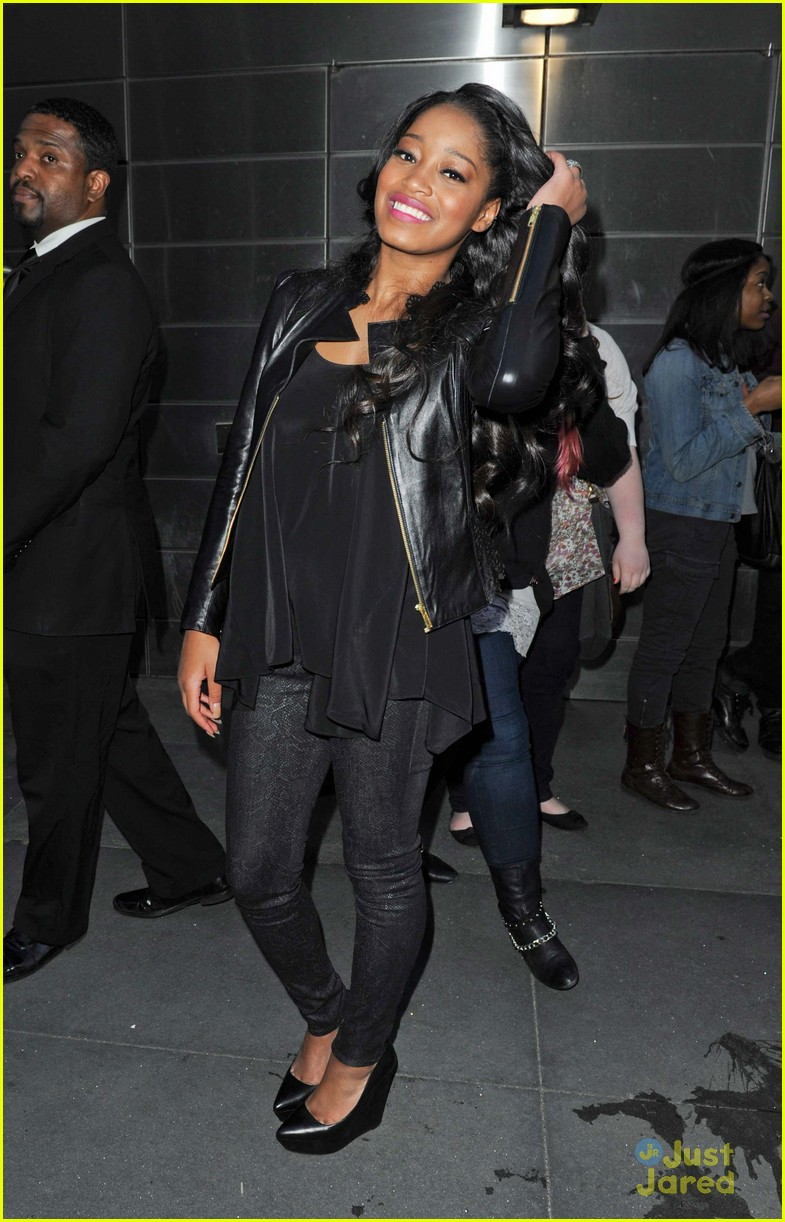 keke palmer leather nyc 02