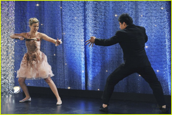 olivia holt leo howard kickin king 08