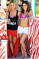 Lucy-ashley lucy hale ashley benson bongo beach 29