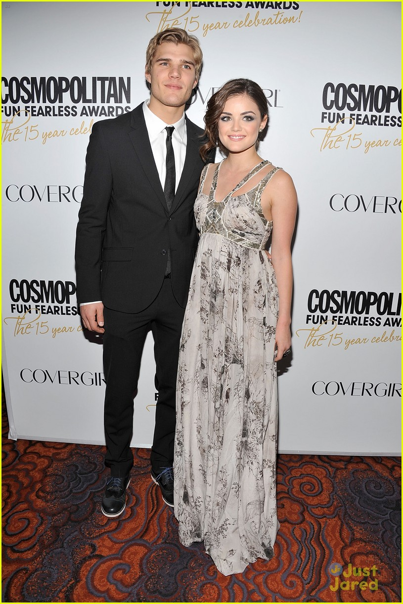 lucy hale cosmo awards 03