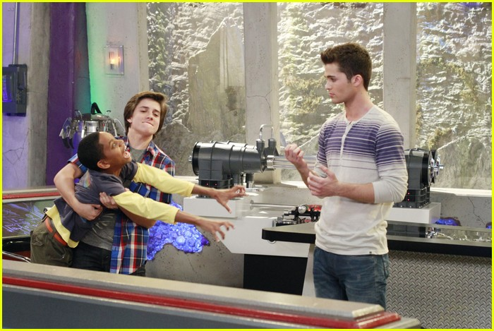 lab rats school dance 07