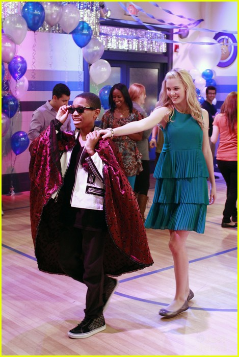 lab rats school dance 09
