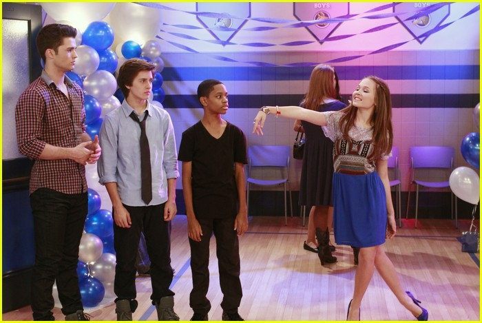 lab rats school dance 11