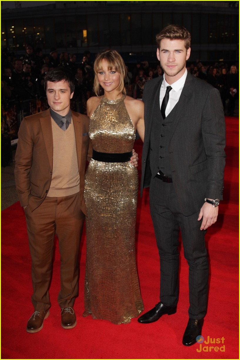 jennifer josh liam london thg 10