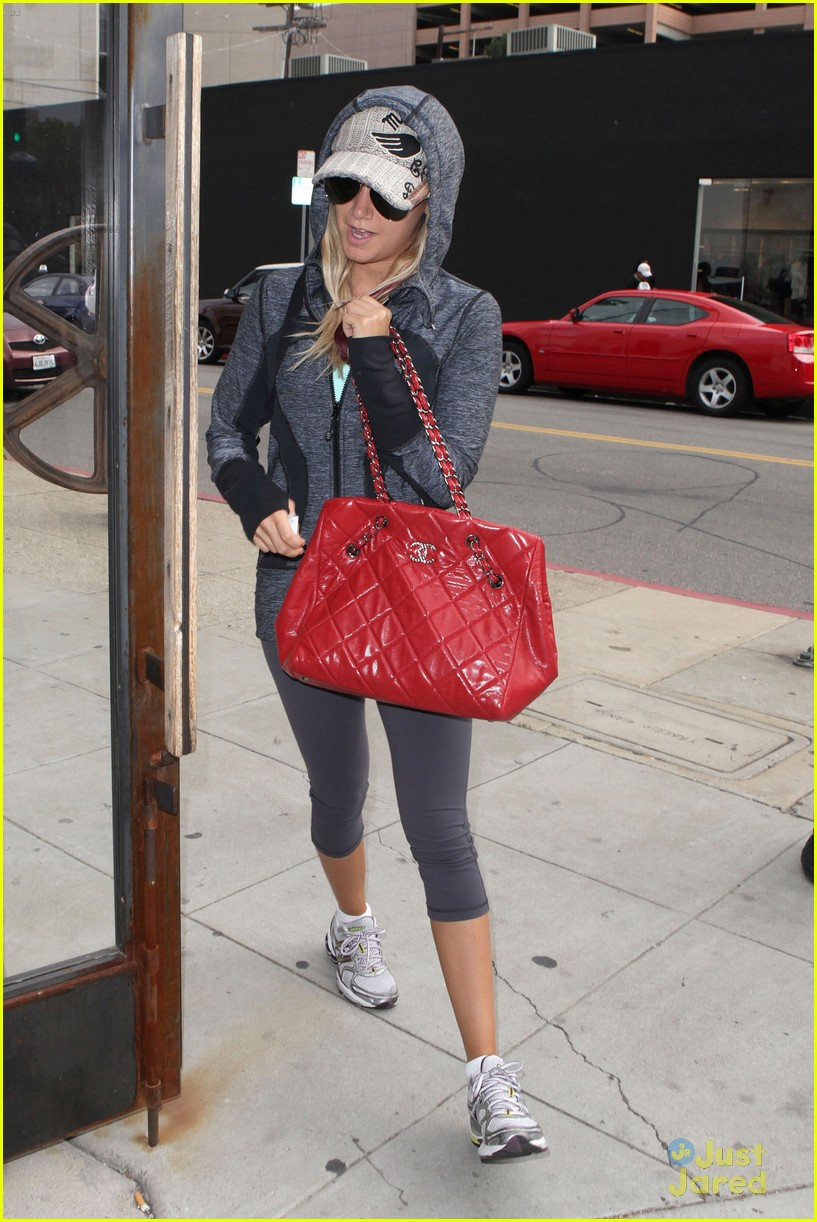ashley tisdale allsaints shopper 07