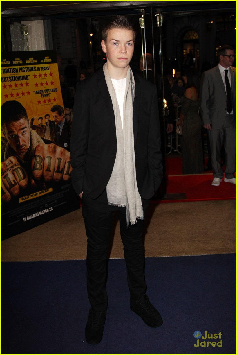 will poulter wild bill london 01