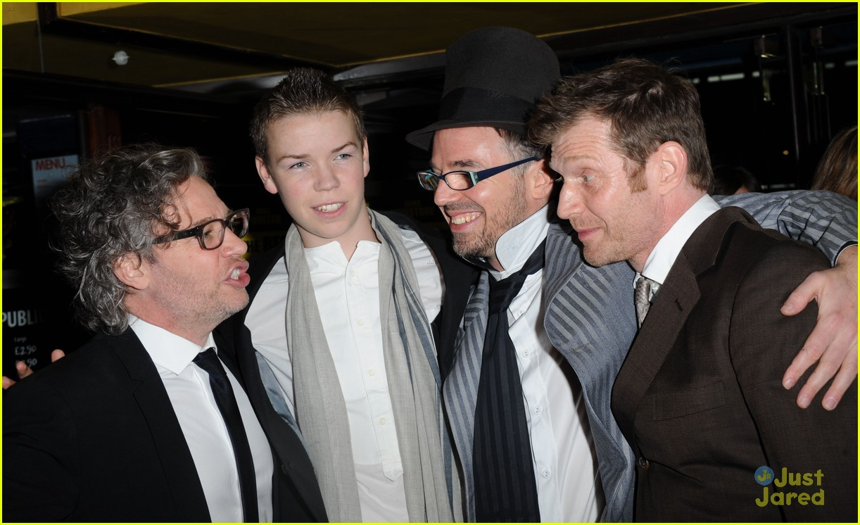 will poulter wild bill london 02