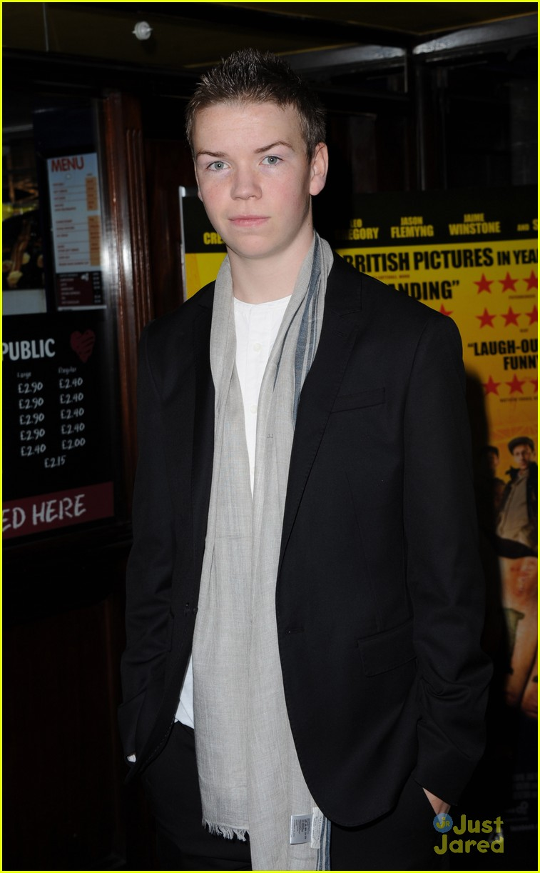 will poulter wild bill london 09