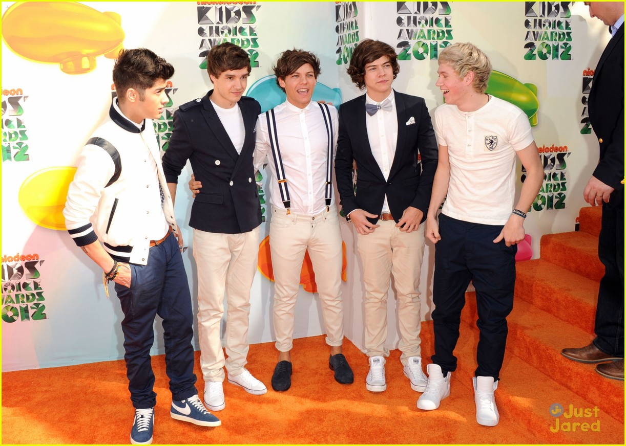 one direction kids choice awards 01