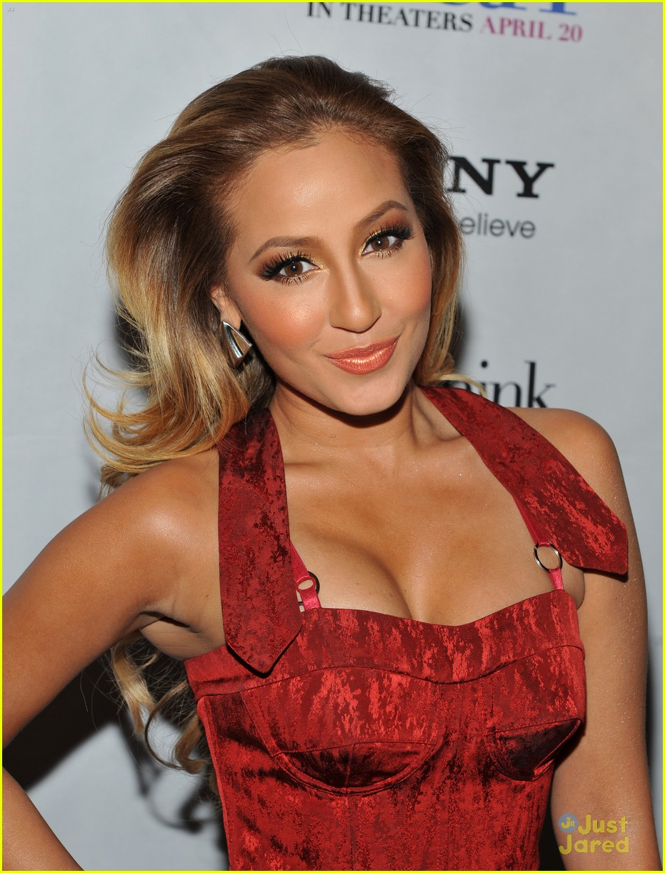 adrienne bailon empire girls nbc 08