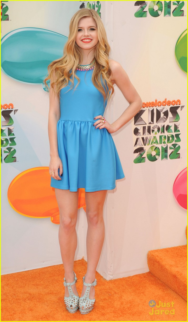 Ana Mulvoy Ten & Brad Kavanagh: 'Anubis' at Kids Choice Awards! | Photo 466742 - Photo Gallery | Just Jared Jr.