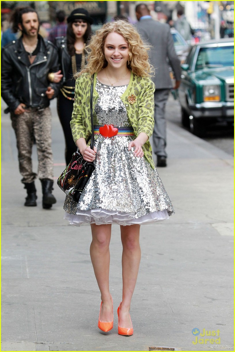 chloe bridges carrie diaries annasophia 02