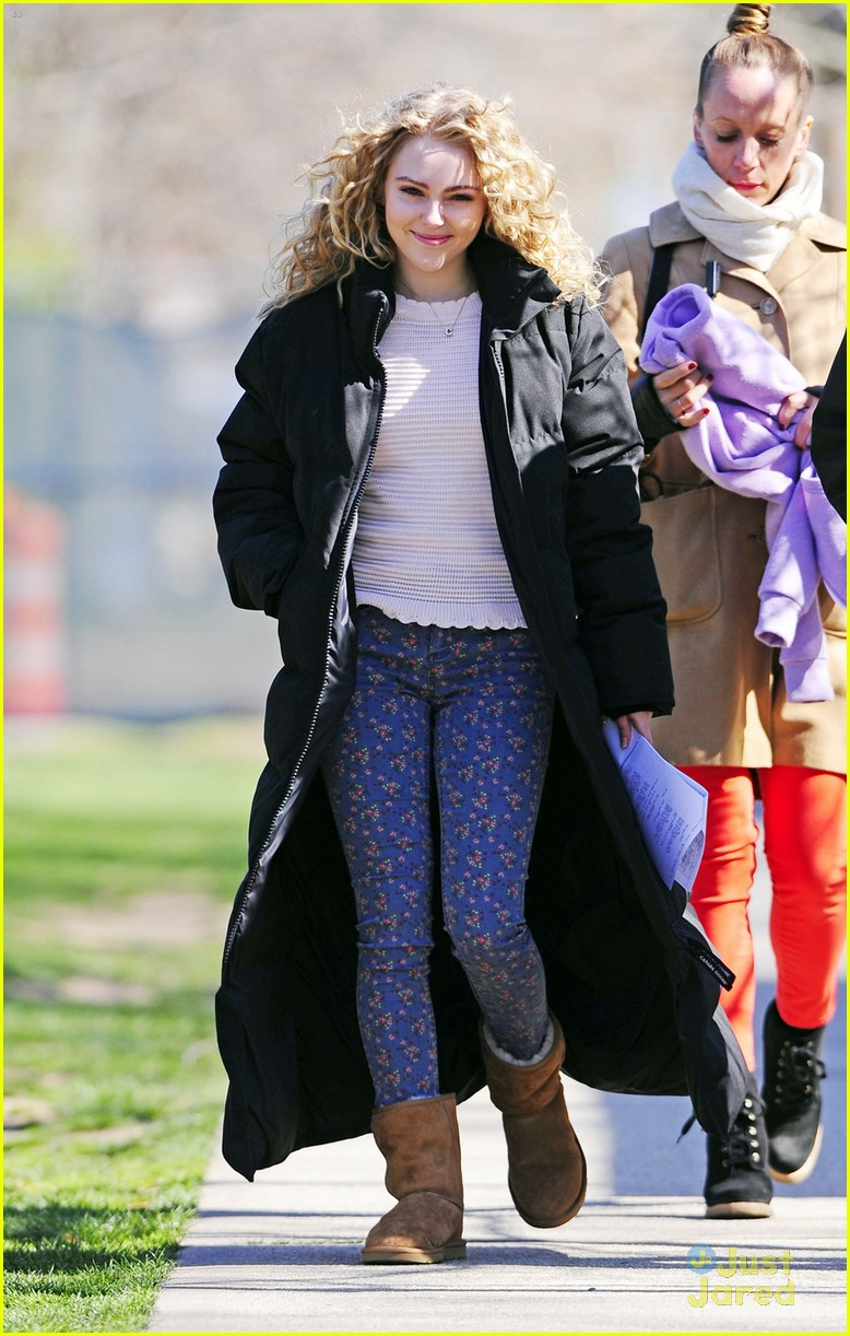 chloe bridges carrie diaries annasophia 03
