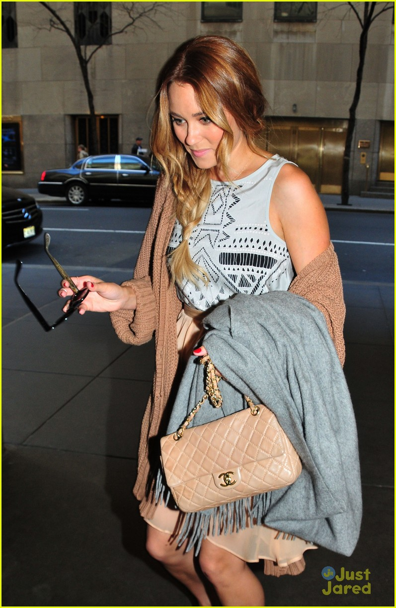 lauren conrad fame game signing 08