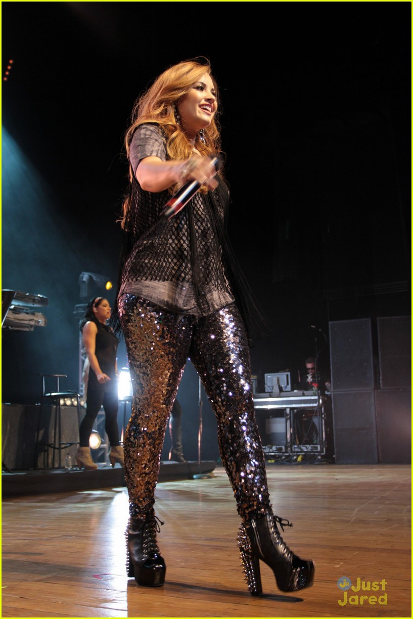 demi lovato belo horizonte 11