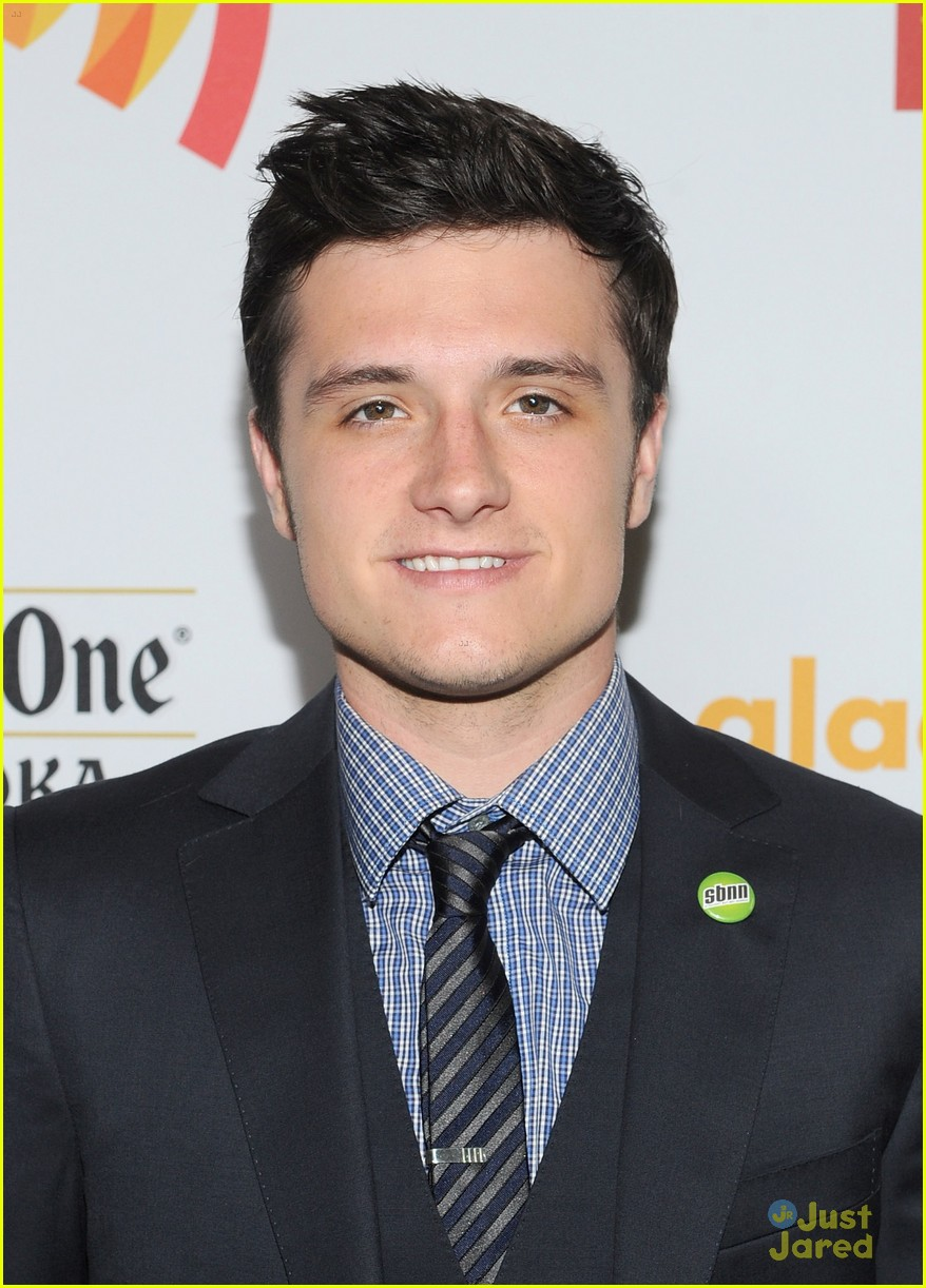 josh hutcherson glaad media awards 11