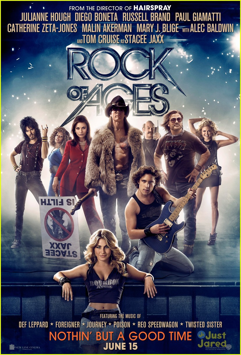 julianne hough rock ages poster 03