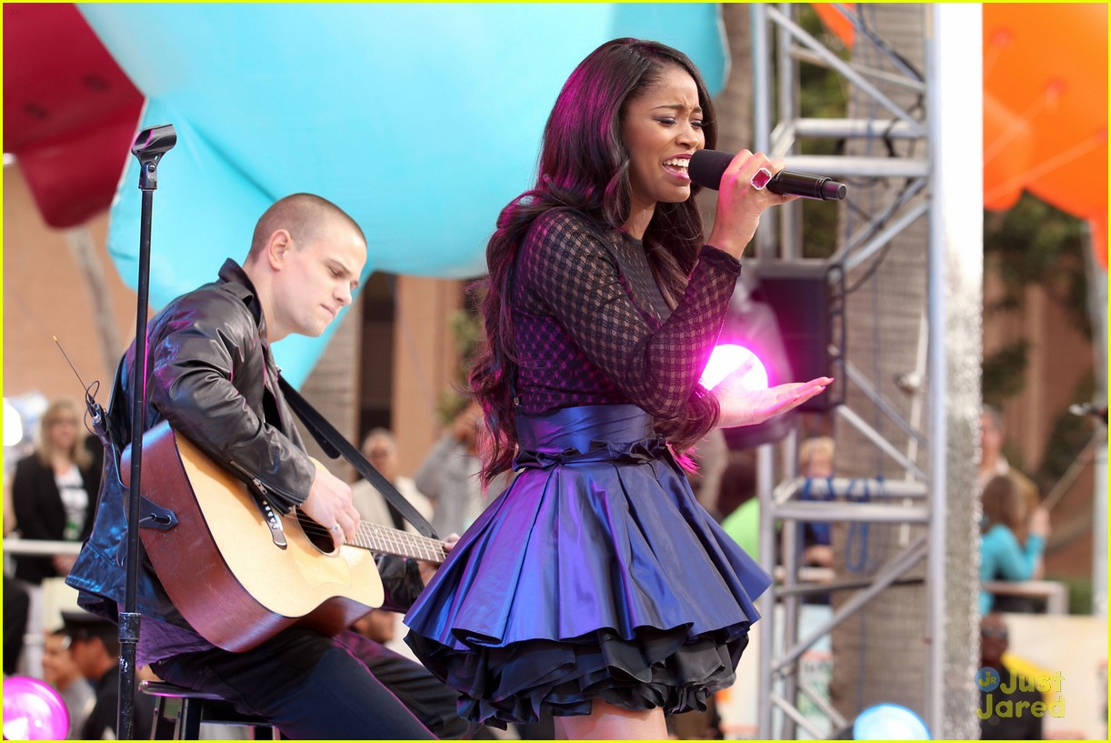 keke palmer kids choice awards 05