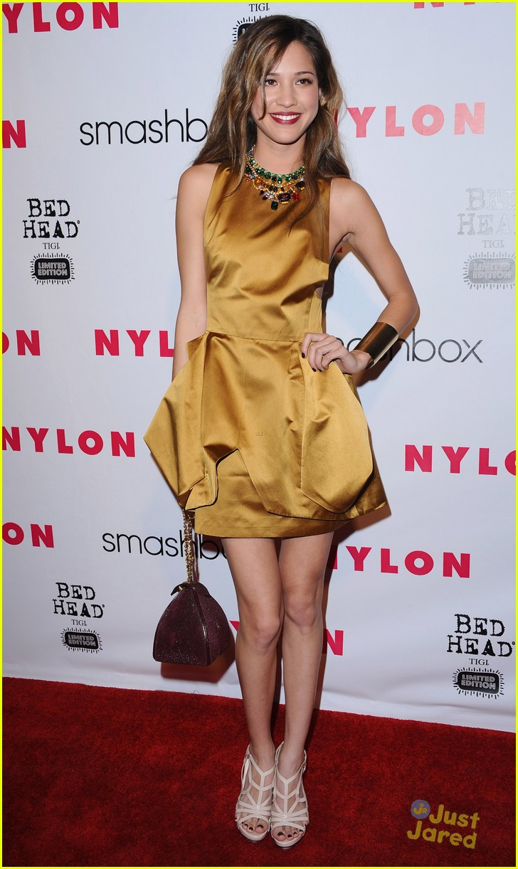 kelsey chow nylon party 01